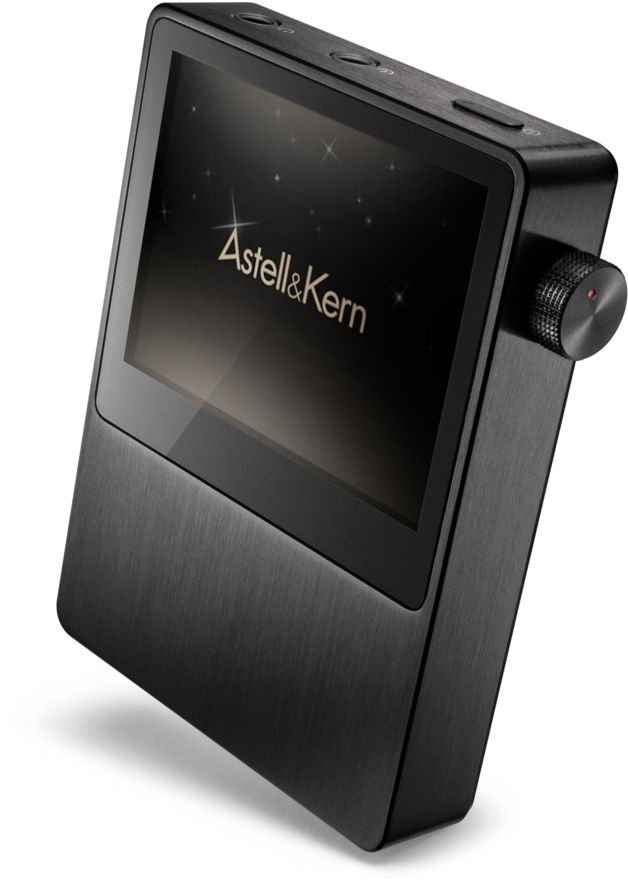 Astell  Portable Audio Player  Manufacturer IRIVER, South Korea www.iriver.com