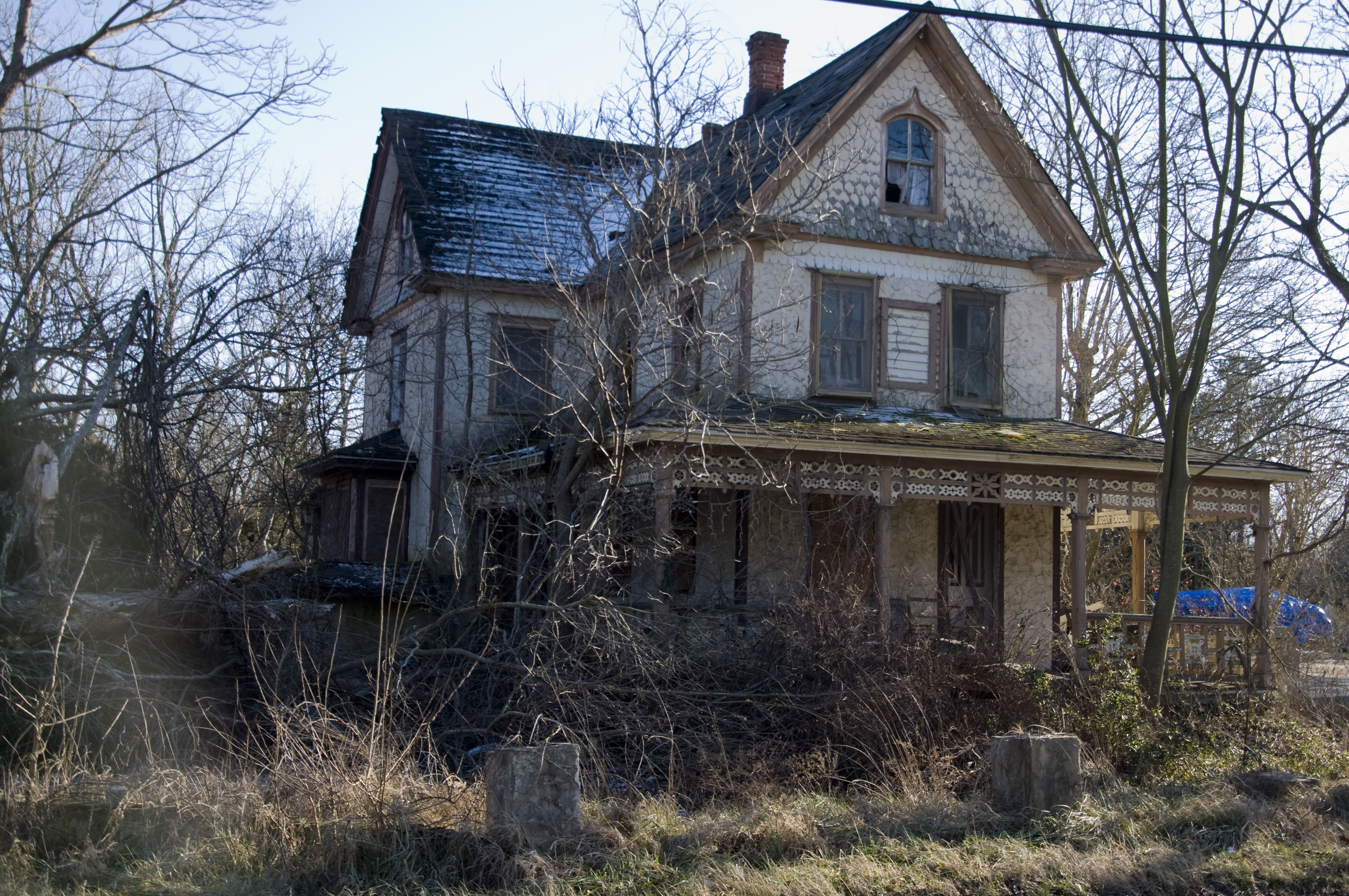 Real Life Haunted Houses http//fairiegoodmother