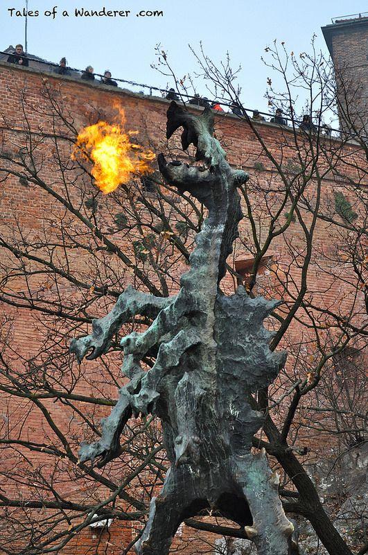 Dragon De Wawel Cracovia Polonia Cracovia Dragones Polonia