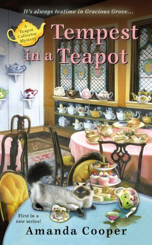 Temptest in a Teapot by Amanda Cooper (June 2014 release)