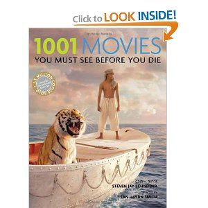 Amazon Com 1001 Movies You Must See Before You Die 9780764166136