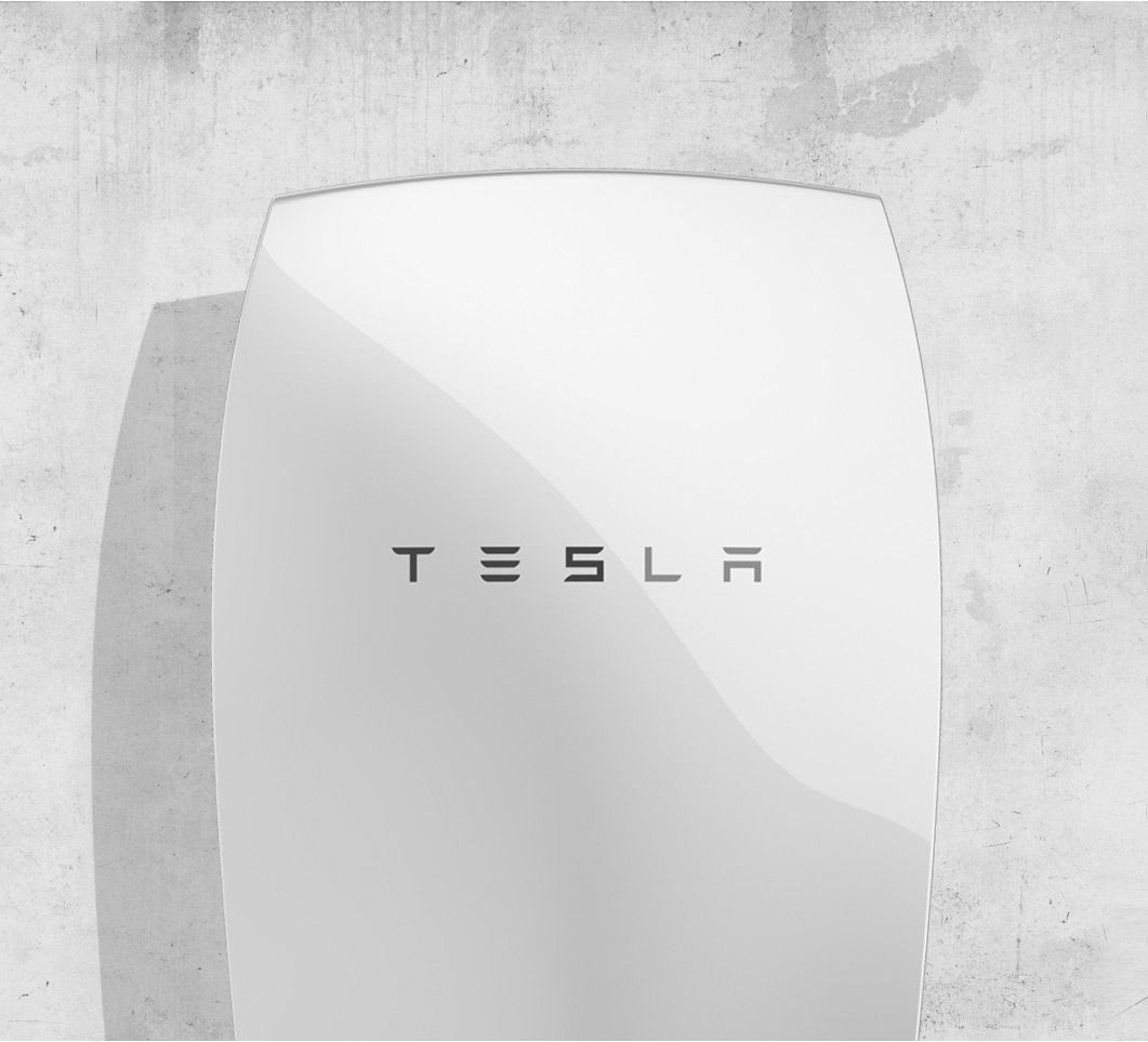 Energy Storage For A Sustainable Home Powerwall Is A Home Battery That Charges Using Electricity Generated From Solar Powerwall Tesla Powerwall Energy Storage