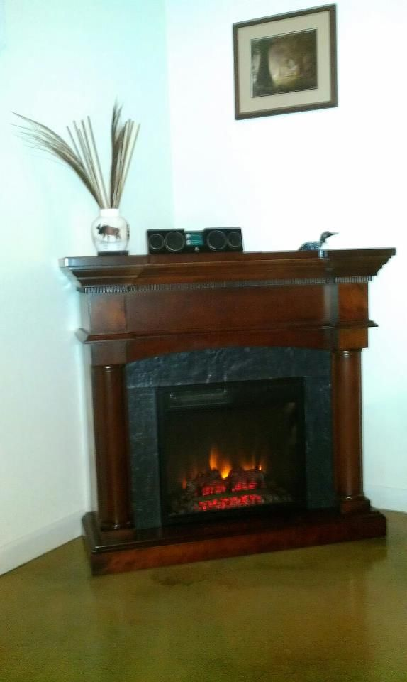 Got The New Electric Fireplace From Electric Fireplaces Direct