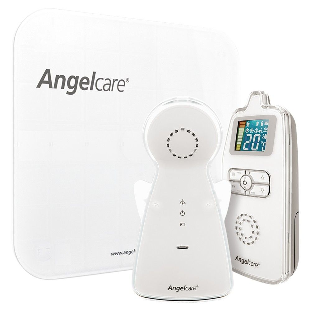 Angelcare Ac403 Movement Sound Baby Monitor Baby Monitor Sound Monitor Angelcare Baby Monitor