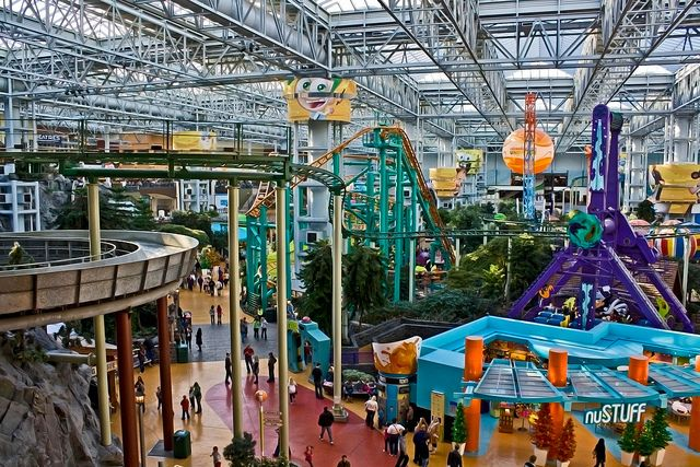 Mall Of America Mall Of America Local Travel Places To Travel