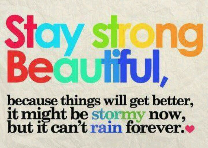Be Your Self Bullying Quotes Stay Strong Beautiful Stay Strong Quotes
