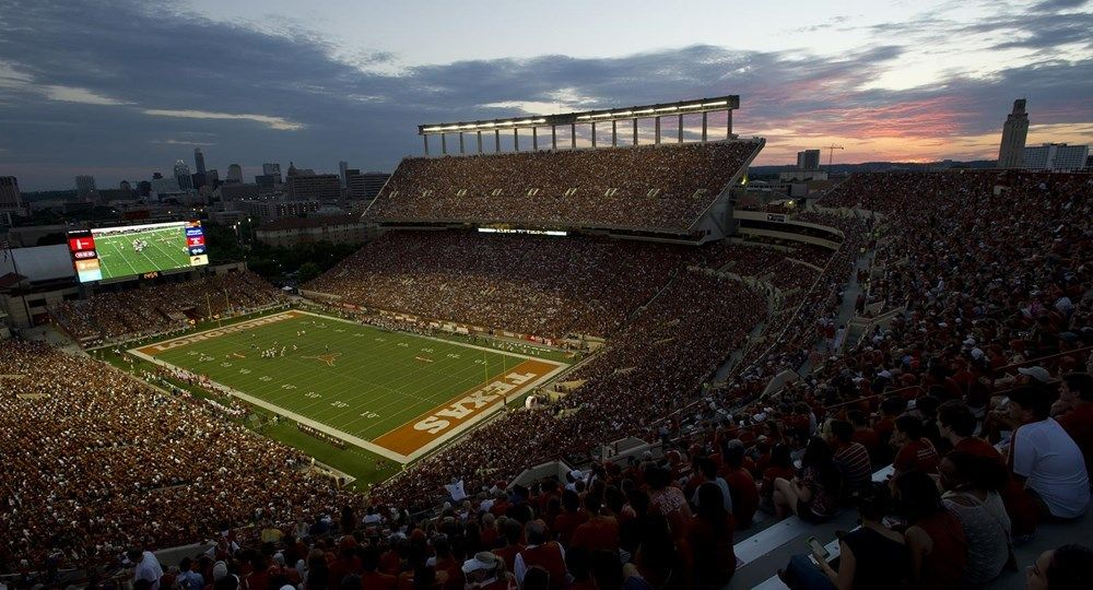 Texas Athletics major revenue contributor to Austin and