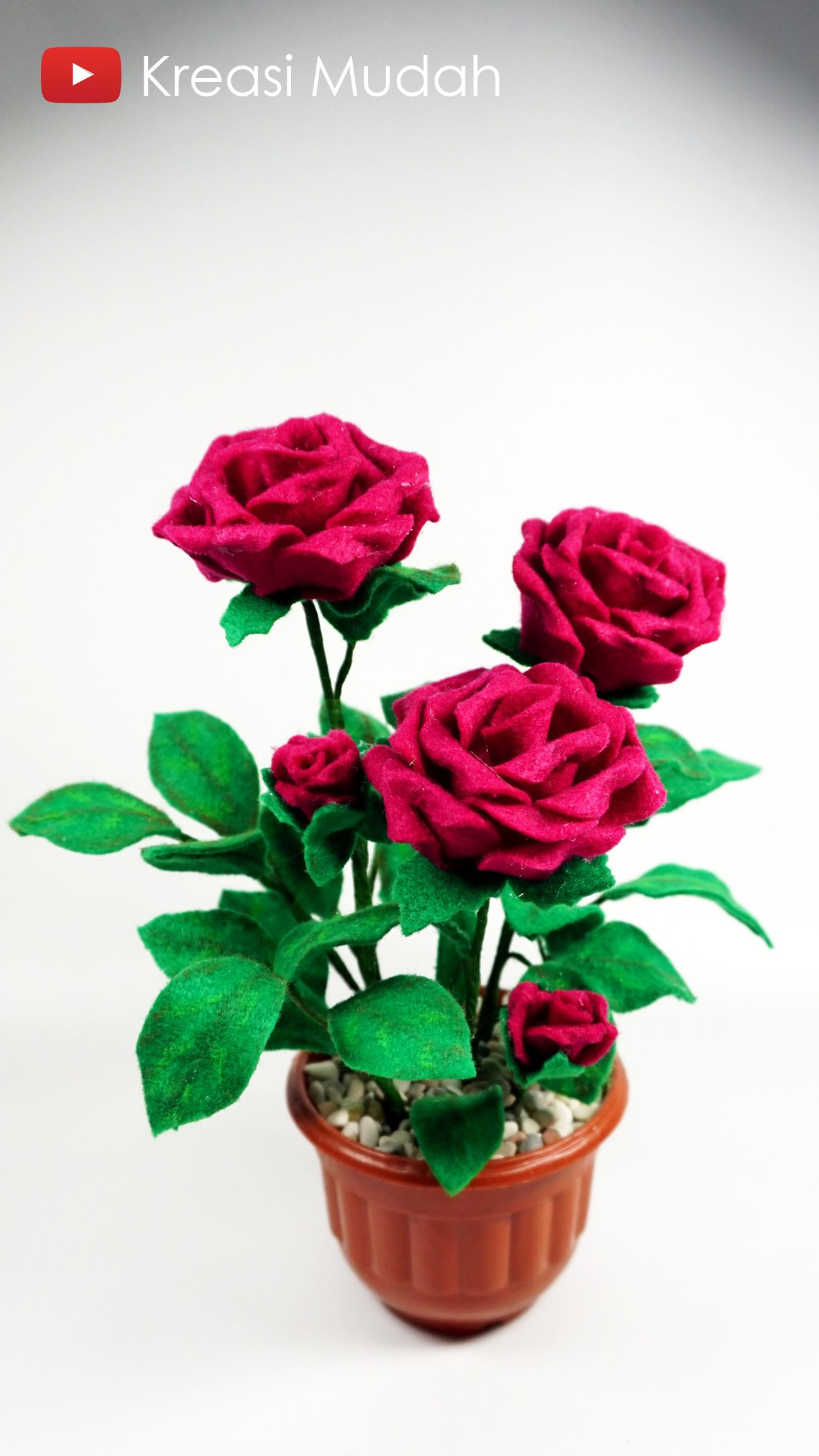 Gambar Vas Bunga Dari Cangang Kerang