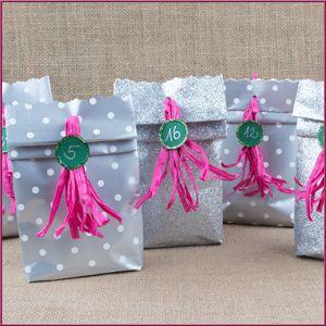 adventskalender aus geschenkpapier t ten basteln adventskalender pinterest. Black Bedroom Furniture Sets. Home Design Ideas