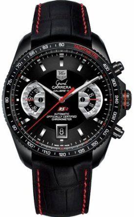 e290cf6534bd Buy TAG Heuer Grand Carrera Chronometer Mens Watch CAV518B.FC6237 ...