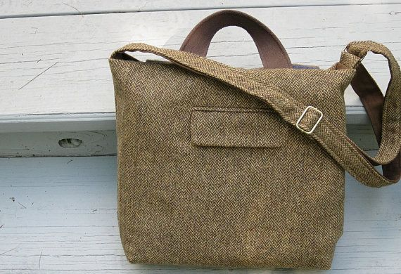 Messenger laptop travel bag satchel multicolored by LilyWhitepad