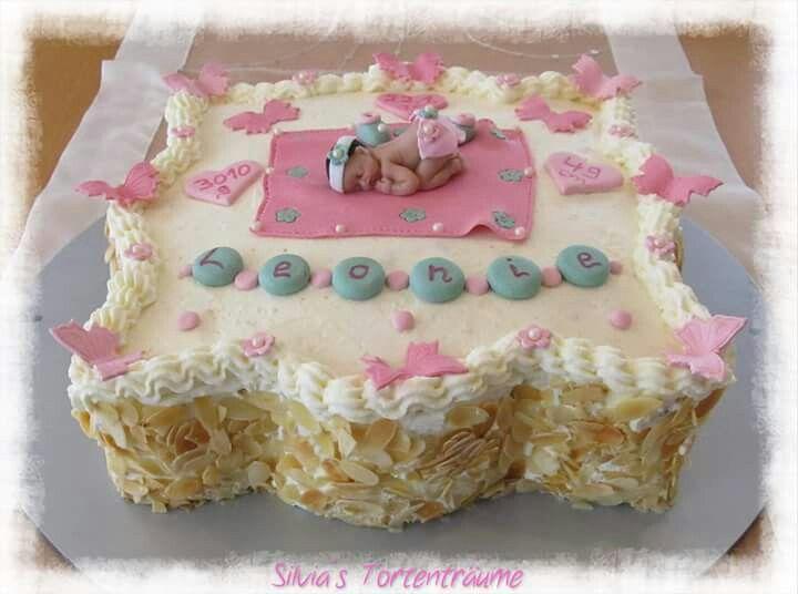 Silvias Tortenträume Tauftorten Taufe Kuchen