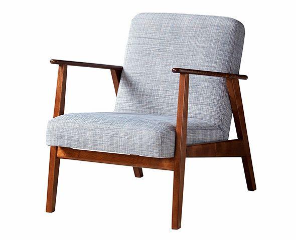 Sisustustrendi Yhdistele Tyyleja Ja Materiaaleja Ellit Ikea Armchair Furniture Fabric Armchairs