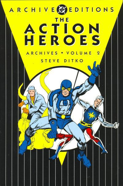 Ditko Charlton Comics heroes - Google Search