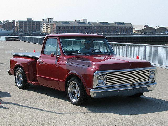 1970 Chevrolet C10 Stepside Custom 98 668 X 98 668 X 3
