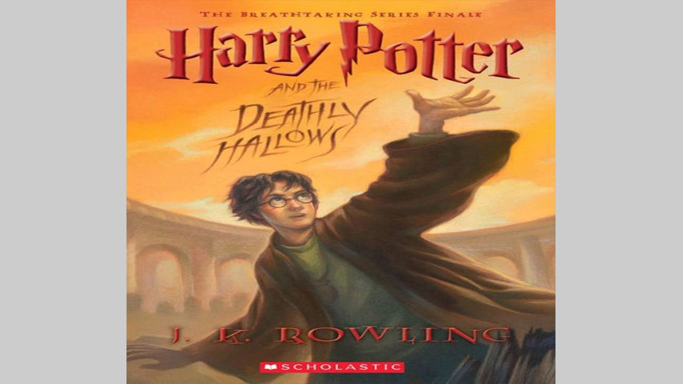 And harry pdf deathly full potter hallows the