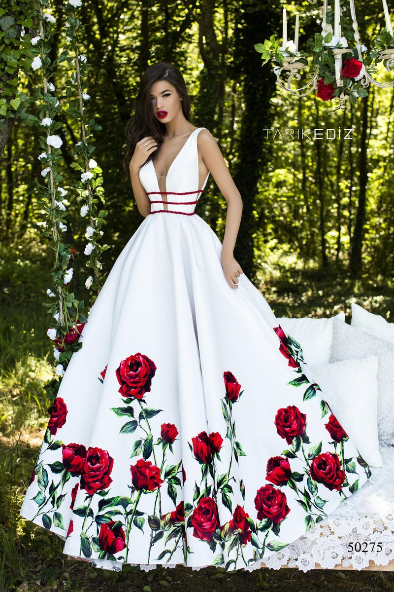 Such a sweet refreshing dress perfect for a summer wedding really