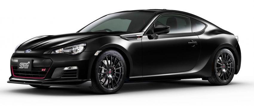 Subaru Brz Ts Sti