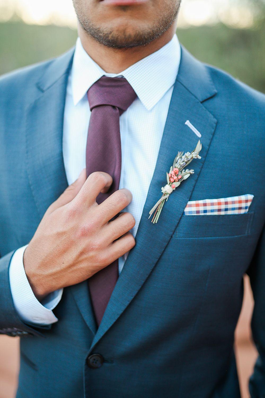Old World Safari Wedding Inspiration | Modern groom, Inspiration and ...