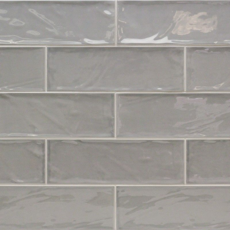 Santa Monica Gray 4x12 Tile