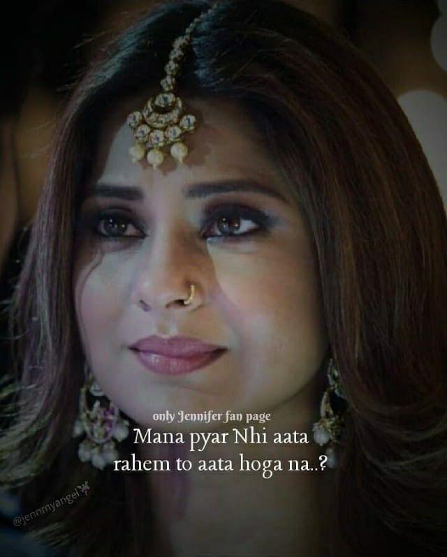 #Mishqaat | Reality quotes, Maya quotes, Jennifer winget