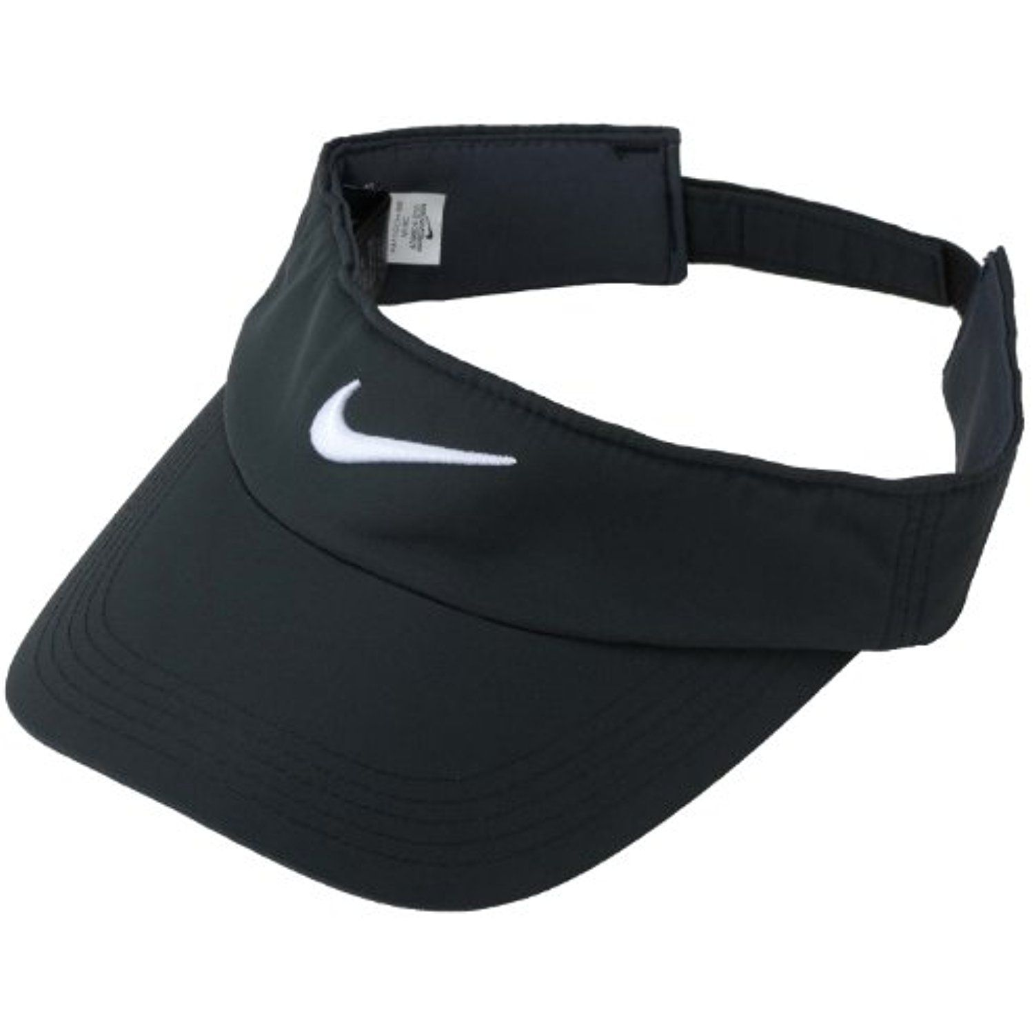 ced7151d6ad Nike Golf Tech Visor (Black White)     You can find out more details at the  link of the image. (This is an affiliate link)  Accessories