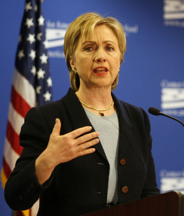 US Secretary of State, Hillary Clinton, speaks out on wildlife trafficking