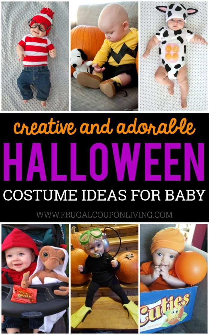 Creative Baby Halloween Costume Ideas Halloween costume ideas - baby halloween costumes ideas