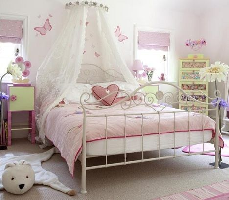 Ideas decorar habitacion nina dosel dormitorio ni as - Decorar dormitorio nina ...