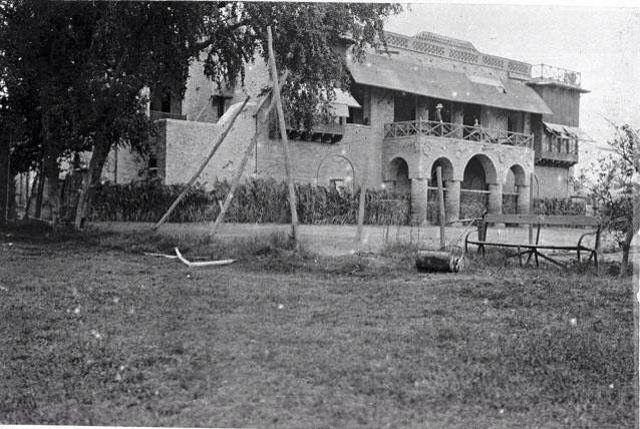 البصرة بيت آل الوكيل ربيع عام 1916م Historical Pictures Pictures Iraq