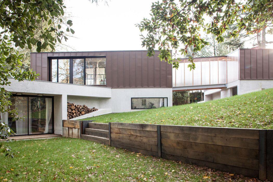 Prix national de la construction bois - PNCB 2016 - Villa S