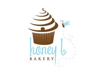 Honey B Bakery logo design - 48HoursLogo.com | Logo Refs ...