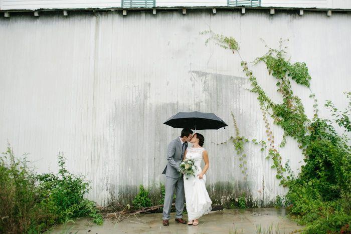 Rainy day love story.