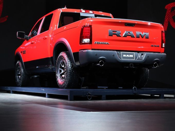 Can't wait to drive one of these :) #WeKnowCars #Ram #Rebel