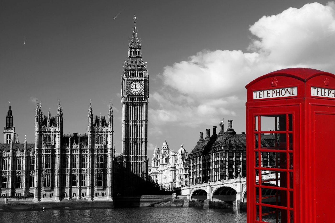 лондон черно-белые картинки