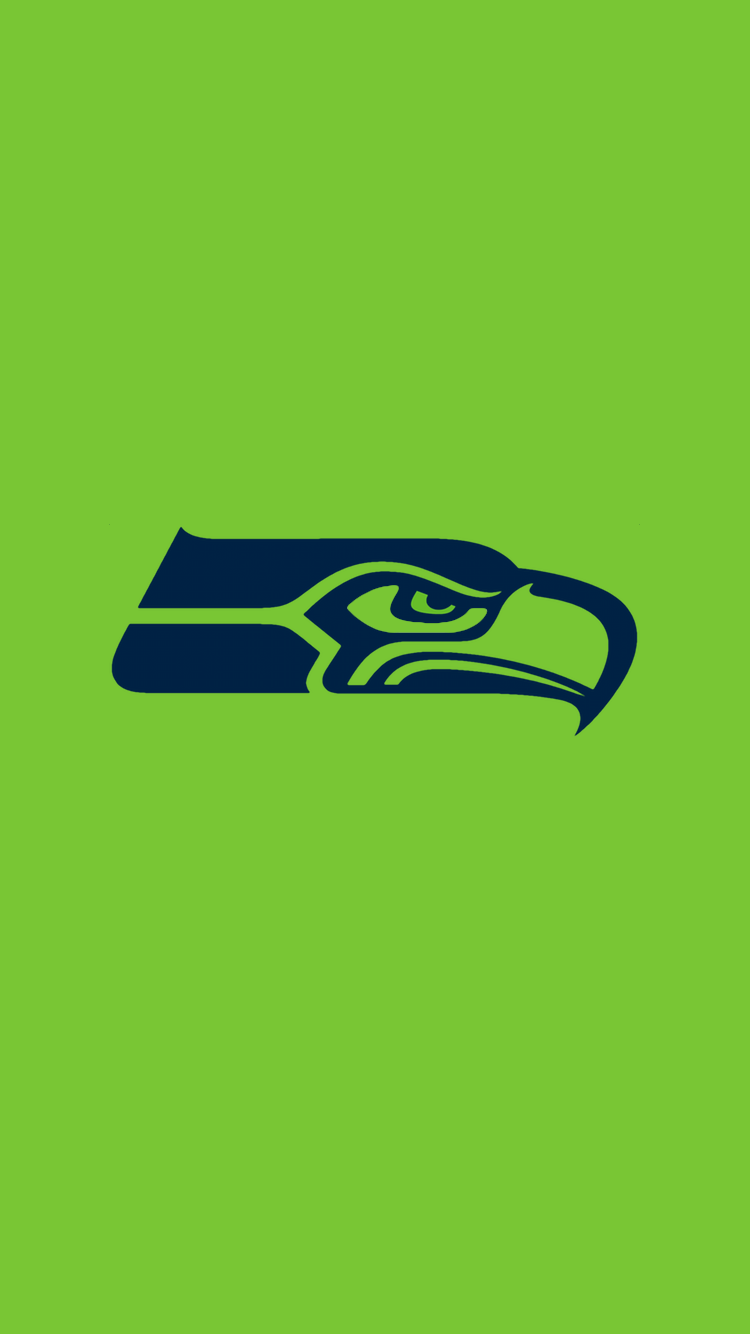 Minimalistic Nfl Backgrounds Nfc West Seahawks Team Nfl Seahawks Seattle Seahawks Logo