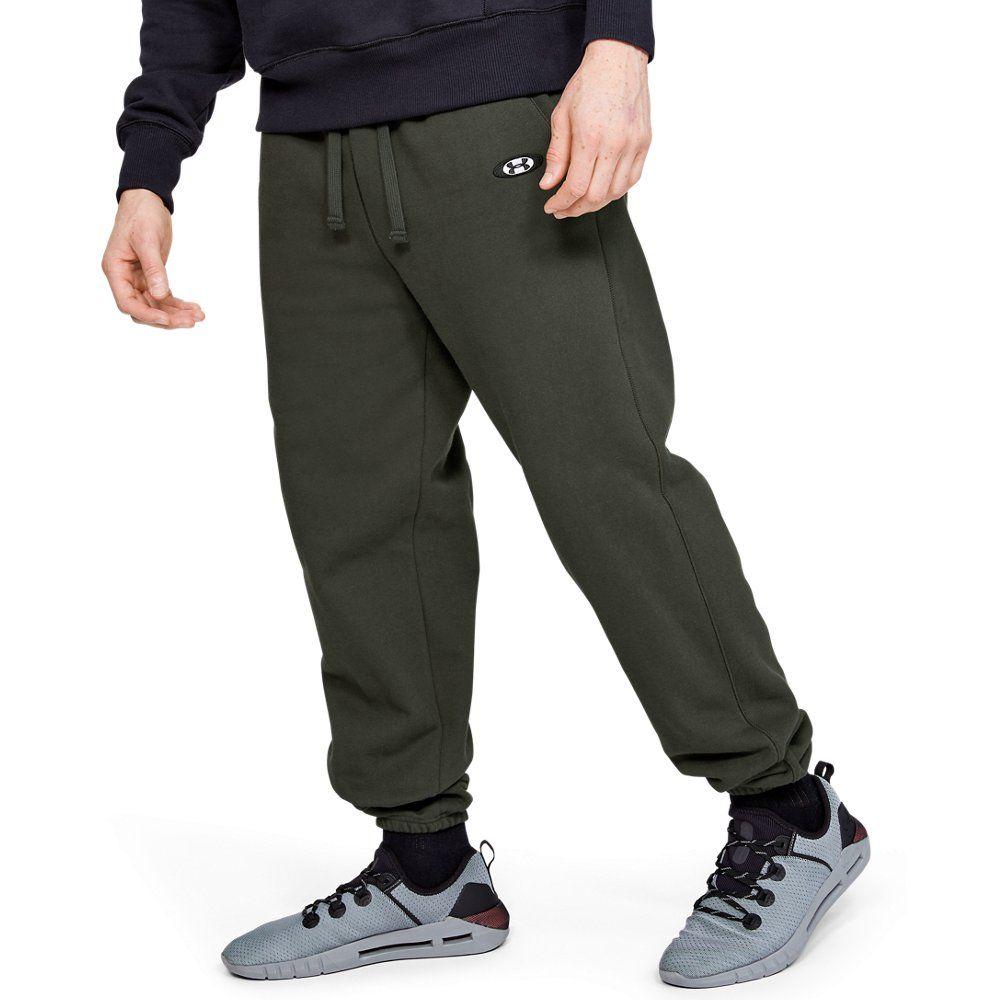 Under Armour Mens Performance Originators Fleece Gray Xxl Fleece Pants Under Armour Pants