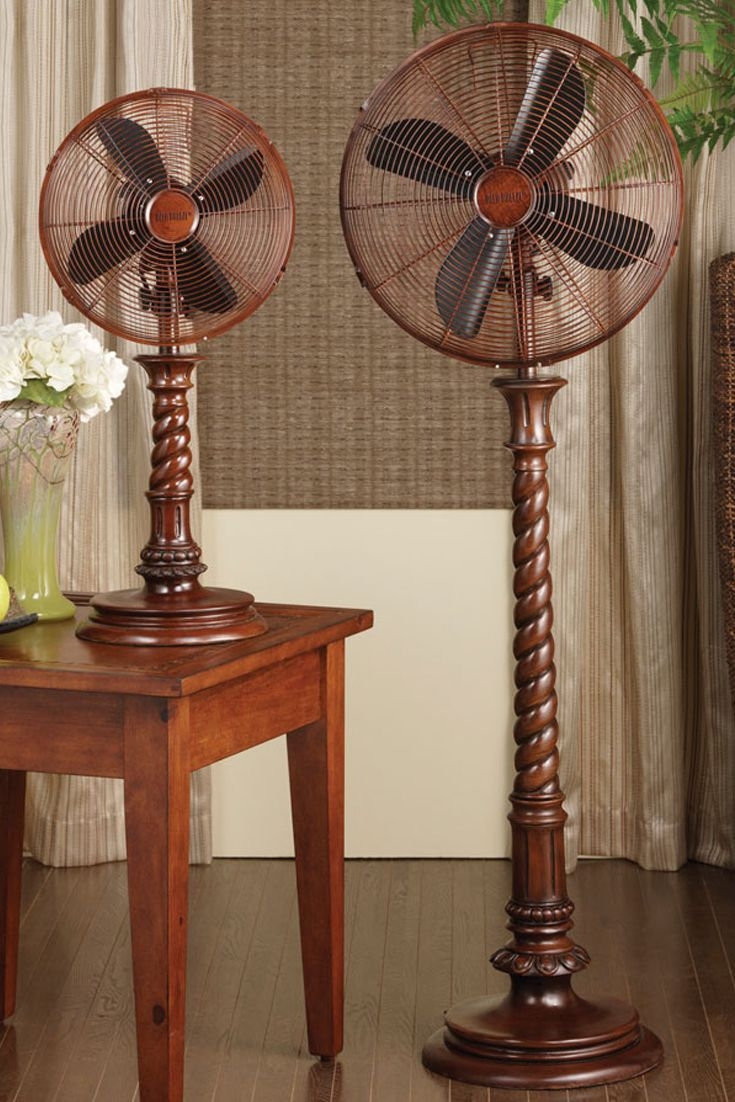 Brown 10 Inch Table Fan Raleigh Deco Breeze Table Fans Table Fans Fans Floor Fan Traditional Ceiling Fans Victorian Living Room Furniture