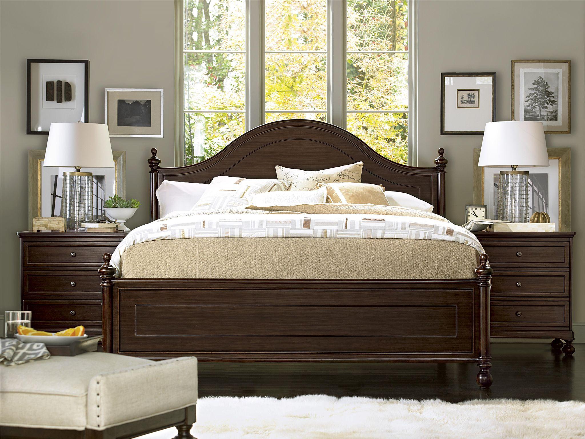 Universal Furniture Bedroom Proximity Low Post Bed King Universal Furniture Furniture Bedroom Sets Queen