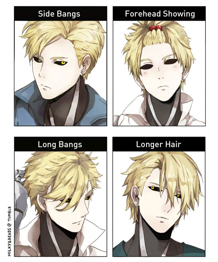 My Version Of Genos In Hairstyle Meme Sorry If It S Been Done