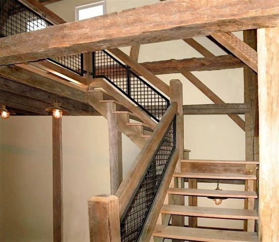 Best Post Road Iron Works Residential Railings Barn Style 400 x 300