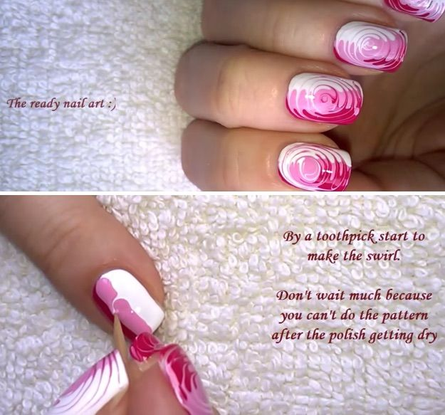41 Super Easy Nail Art Ideas For Beginners Simple Nails Easy Nail Art Nails