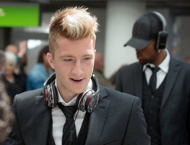 marco reus cool hairstyle 2015 style pinterest marco reus