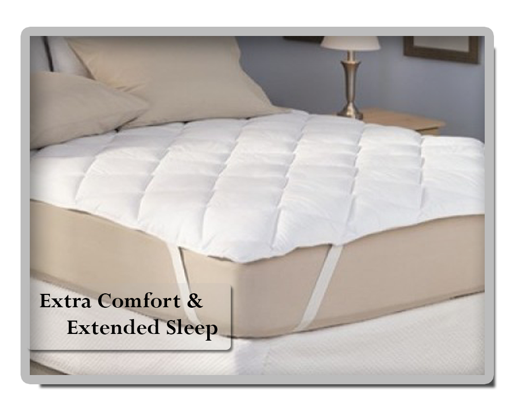 for extra comfort and extended sleep springfit micro fill