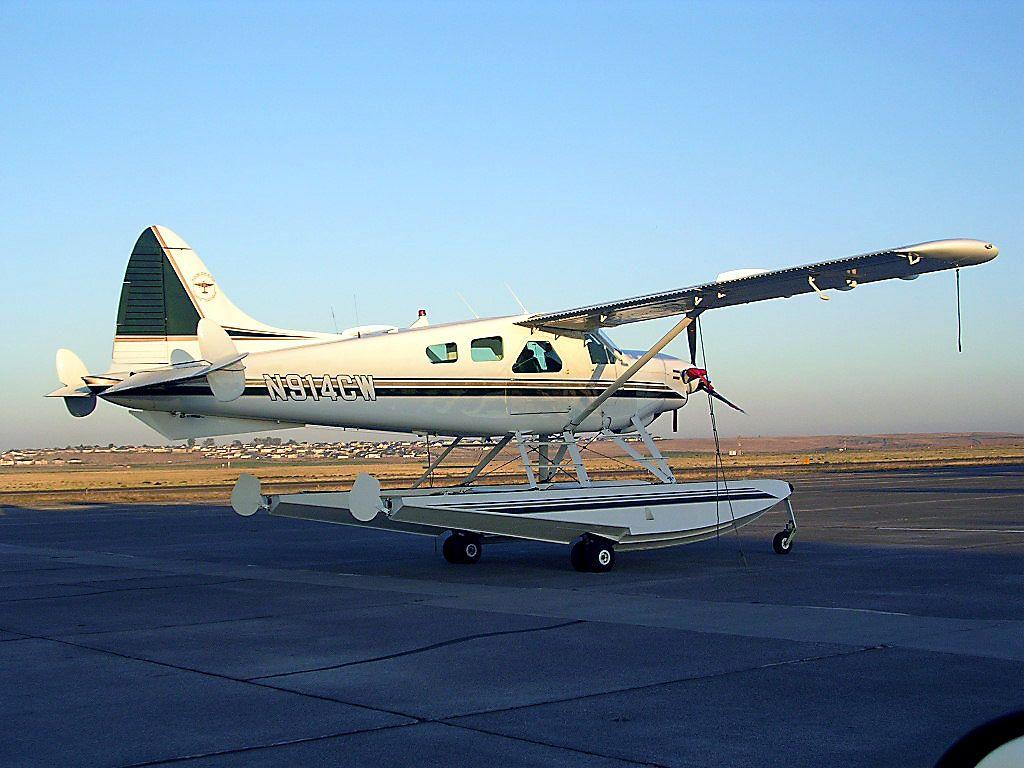 de Havilland DHC2 Beaver (turbo conversion) De
