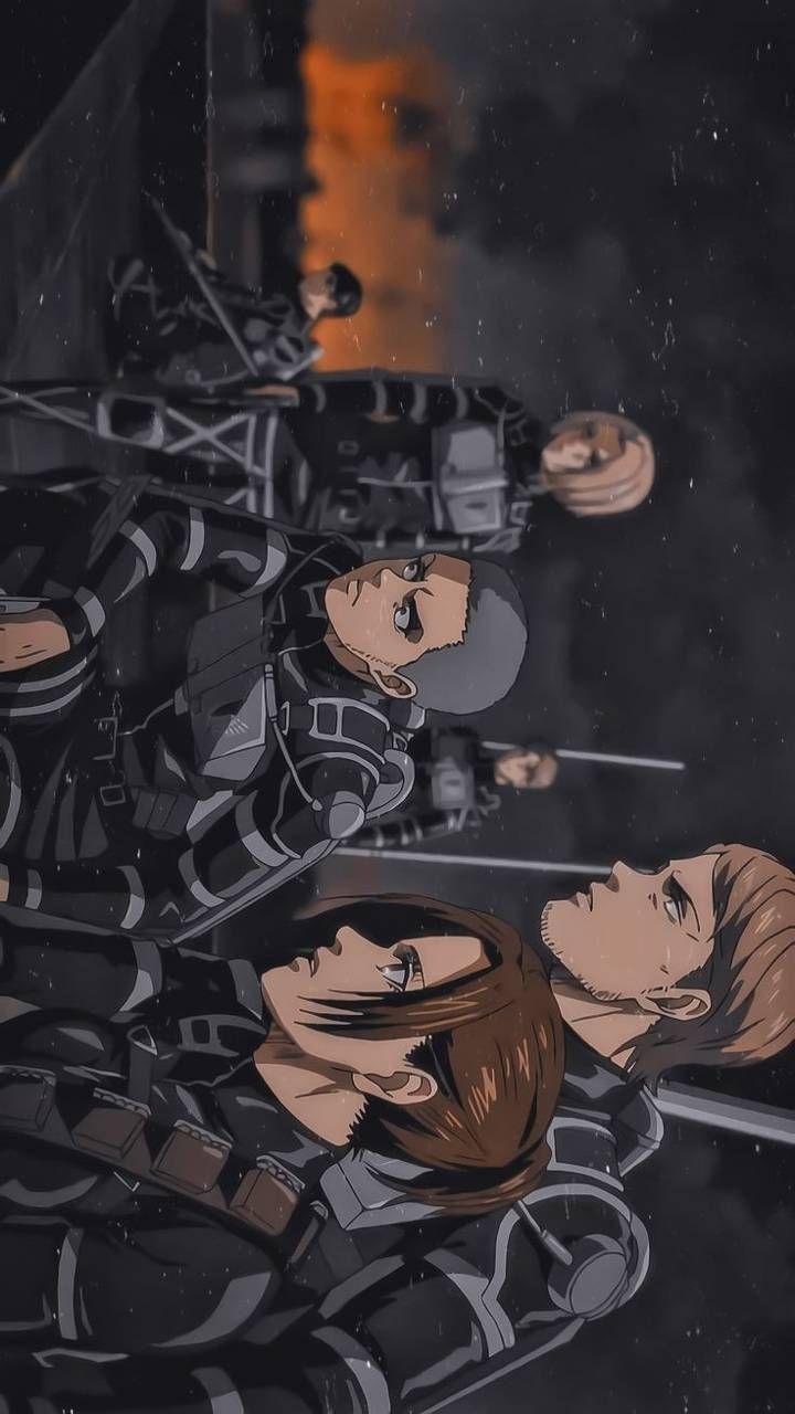 Attack on titan wallpaper by santylol25 - 67 - Free on ZEDGE™