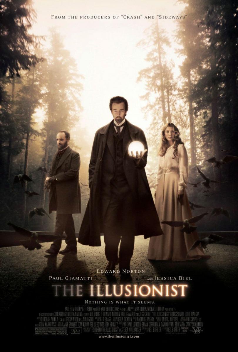 The Illusionist (2006)...