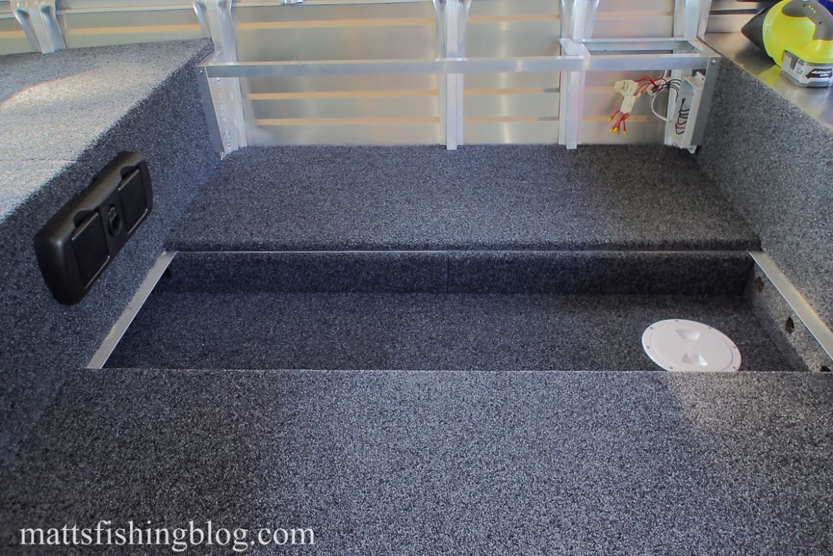 Matts Fishing Blog Carpeted Boat Marine Carpet Carpet Flooring