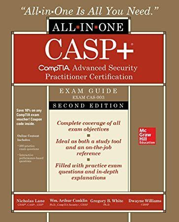 Free Download CASP CompTIA Advanced Security Practitioner Certification AllinOne Exam Guide Se