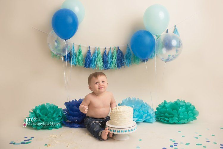 Cake Smash Photography Columbus ohio Cake smash photography and